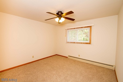 Arbor Hills - Carpeted Bedroom in 2 Bedroom
