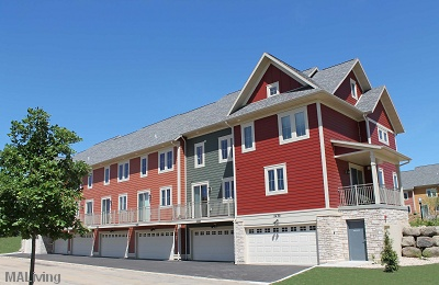 Hawk's Meadows Townhomes