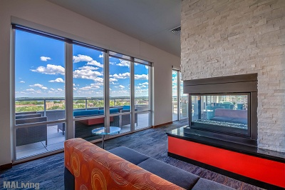 Domain - Top Floor Clubhouse with Stunning Views