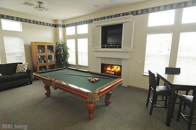 Province Hill - Billiards Room