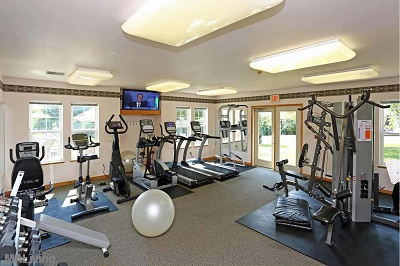 Province Hill - Fitness Room