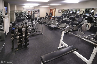 Yorktown Estates - 24 Hour Fitness Facility