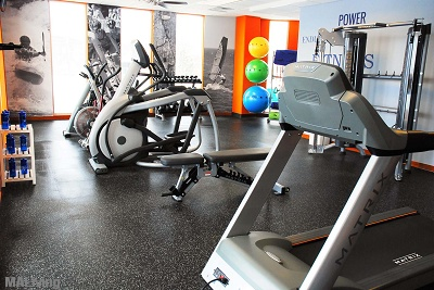 Watermark Lofts - Fitness Center with Club Grade Equipment