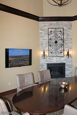 The Tuscany on Pleasant View - Leasing Office