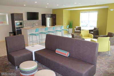 Elan Apartment Homes - Sensational Clubhouse