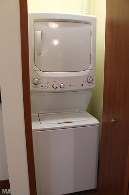 Prairie Trail Residences - Convenient Stack Laundry