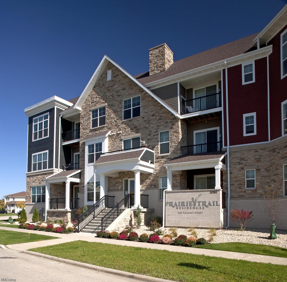 Woodman Park Apartments: Apartments For Rent - Prairie Trail Residences