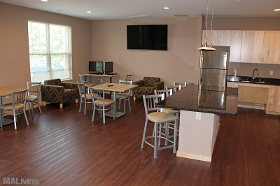 Meadow Ridge Middleton - Resident Community Room