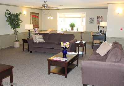 Williamstown Bay East (Seniors) - Resident Community Room