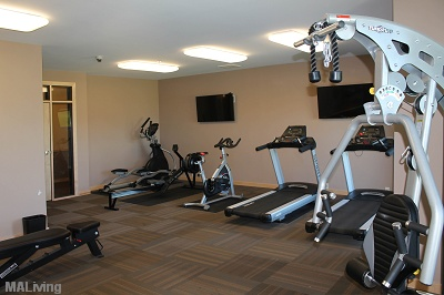 Meadow Ridge Middleton - Fitness Center