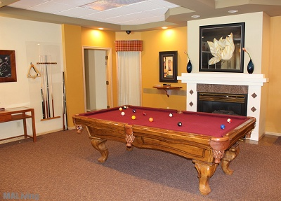 Maple Grove - Deluxe Clubhouse with Billiards