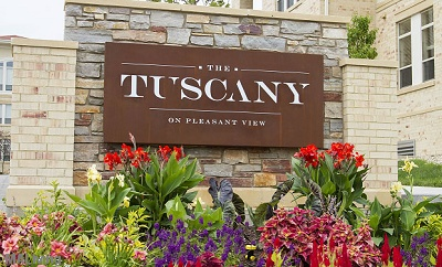 The Tuscany on Pleasant View
