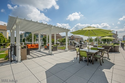 Prairie Trail Residences - Tastefully Furnished Patio