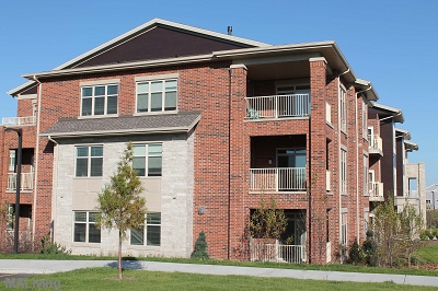 Paragon Place at Bear Claw Way - Large Patios and Balconies