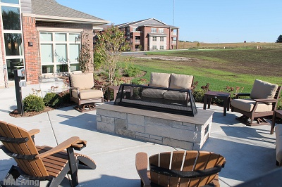 Paragon Place at Bear Claw Way - Relax at the Firepit Lounge