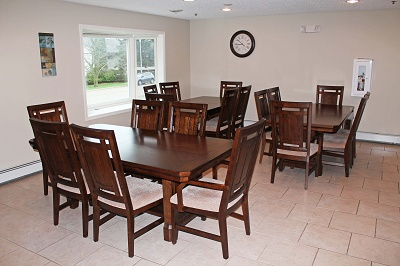 Williamstown Bay McFarland (Seniors) - Community Room Kitchen/Dining Area