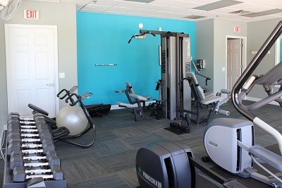 The Madison - First Class Fitness Club