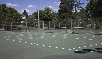 Karen Arms Apartments - Oscar Rennebohm Park Tennis Courts