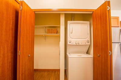 Hidden Creek Residences - Convenient Full Size Personal Washer and Dryer