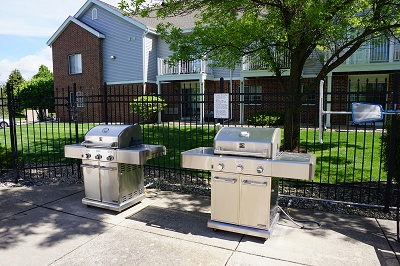 Wexford Place - Grilling Area