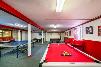 Countryside Corporate Apartments - Game Room/Recreation Room