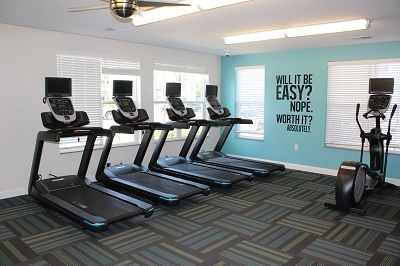 1 Glenn Place - 24 Hour Fitness Center