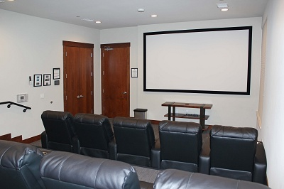 Timber Valley - Theater Room