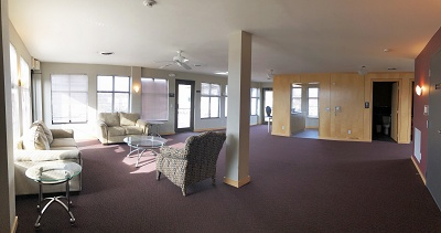 Cannery Square - Penthouse Clubroom