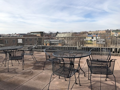 Cannery Square - Rooftop Terrace