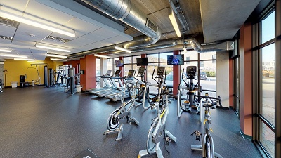 SEVEN27 at the Yards - Fitness Center