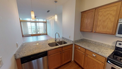 Lincoln School - 1 Bedroom + Den - Apt 205