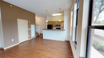 The Depot - 2 Bedroom - Townhome