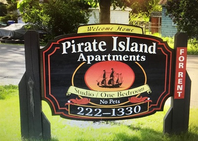 Pirate Island Apartments