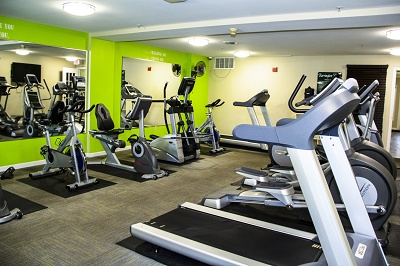 Barrington Place - State of the Art Fitness Center
